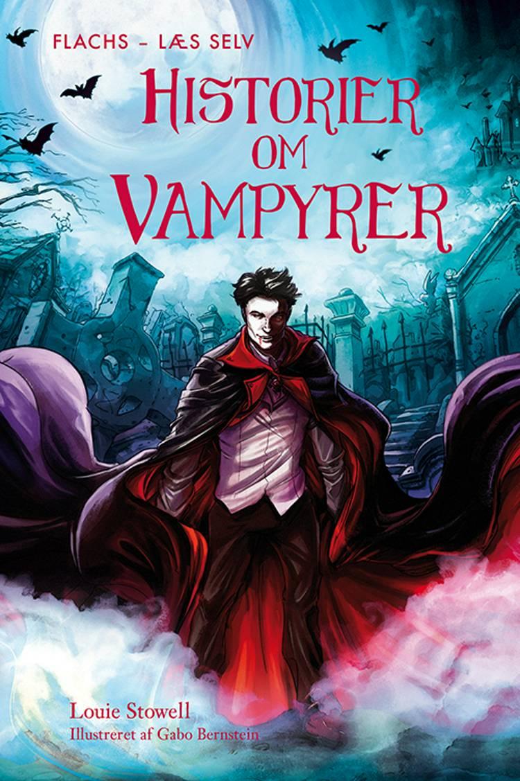 FLACHS - LÆS SELV: Historier om vampyrer