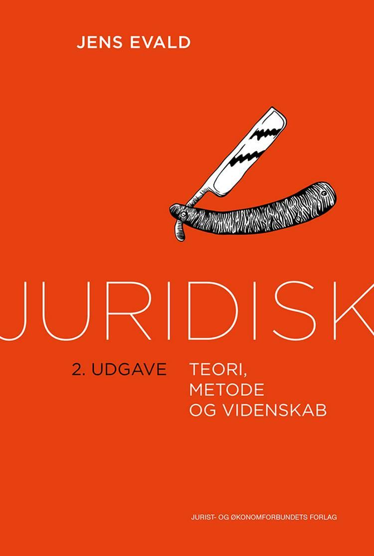 Juridisk teori, metode og videnskab af Jens Evald