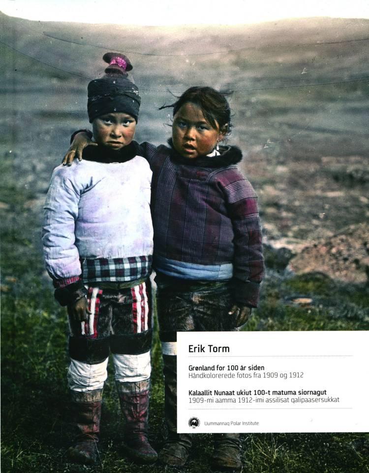 Grønland for 100 år siden af Erik Torm