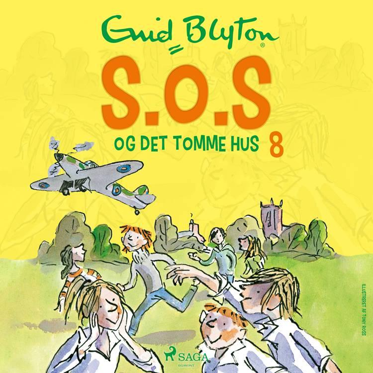 S.O.S og det tomme hus (8) af Enid Blyton