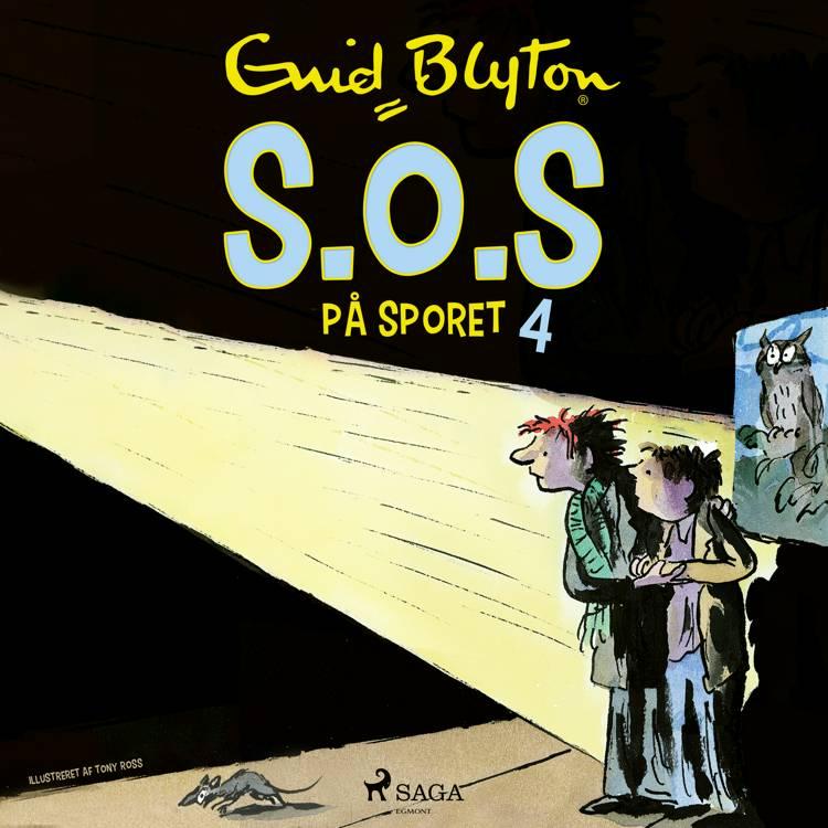 S.O.S på sporet (4) af Enid Blyton