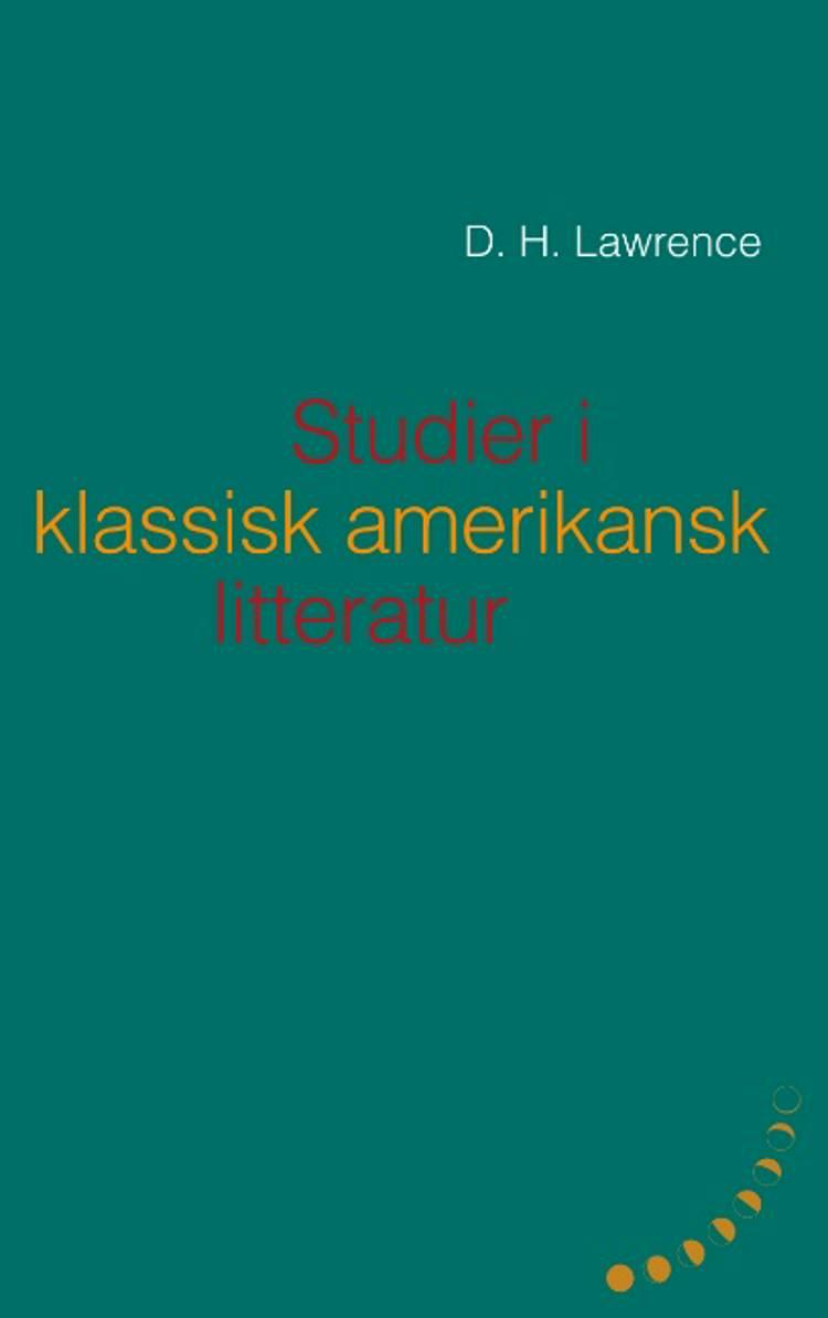 Studier i klassisk amerikansk litteratur (1923) af D.H. Lawrence og Viggo Hjørnager Pedersen