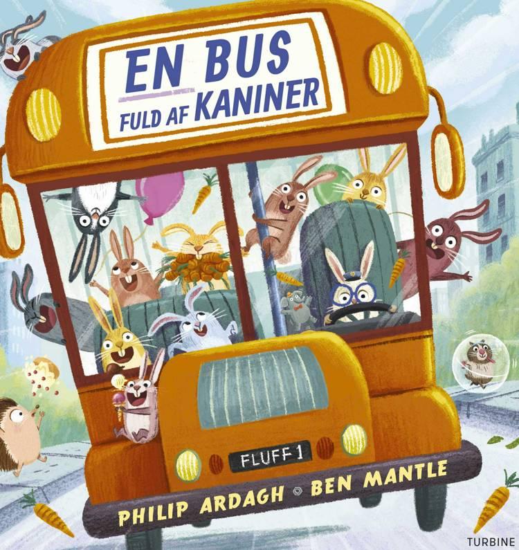 En bus fuld af kaniner af Philip Ardagh