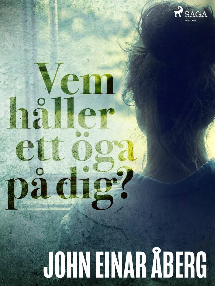 Vem håller ett öga på dig? af John Einar Åberg