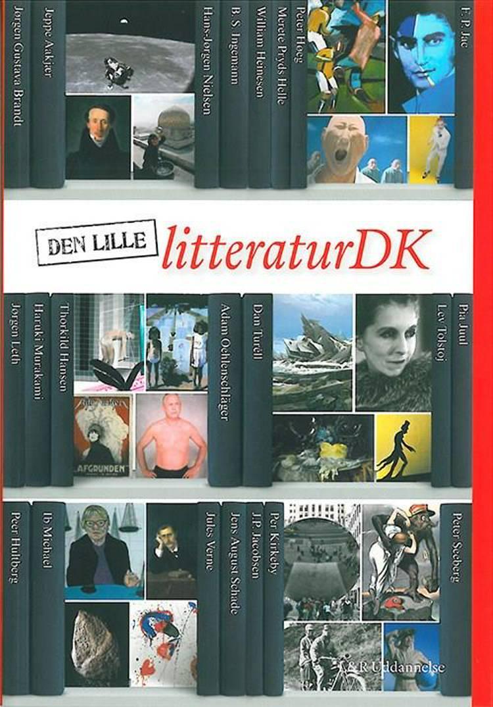 Den lille litteraturDK af Svend Erik Larsen, Dan Ringgaard og Brian Andreasen m.fl.