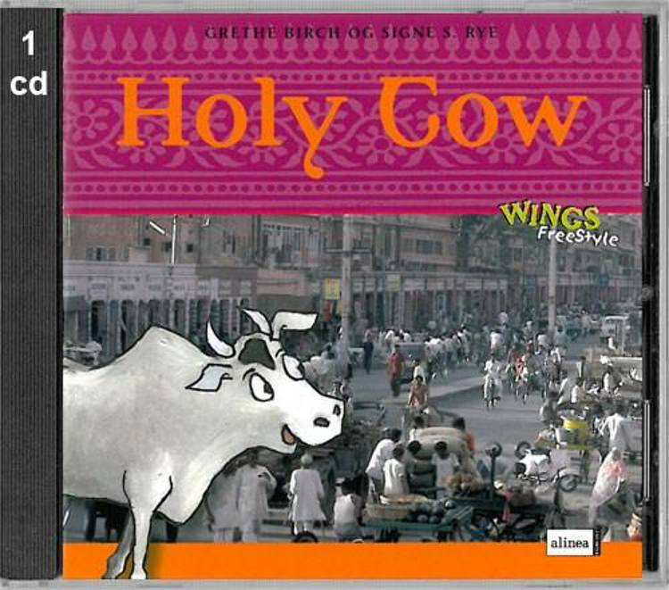 Wings freestyle - Holy cow cd