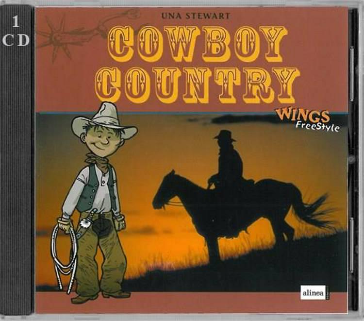 Cowboy Country - Lærer cd