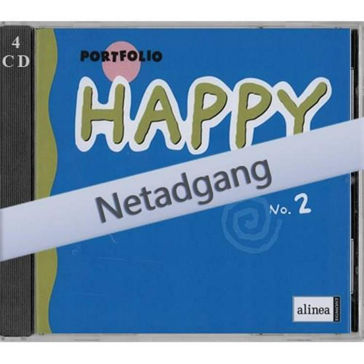 Happy No.2, Lydfiler af Liber AB