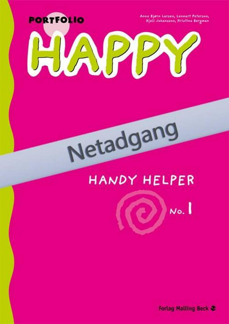 Happy No. 1, Handy Helper, Netadgang af Gleerups Utbildning AB og Anne de Fine Olivarius