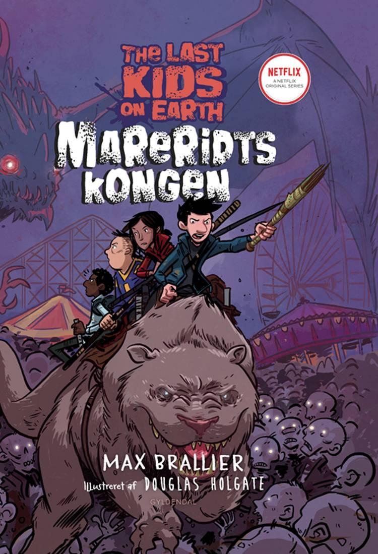 Mareridtskongen af Max Brallier