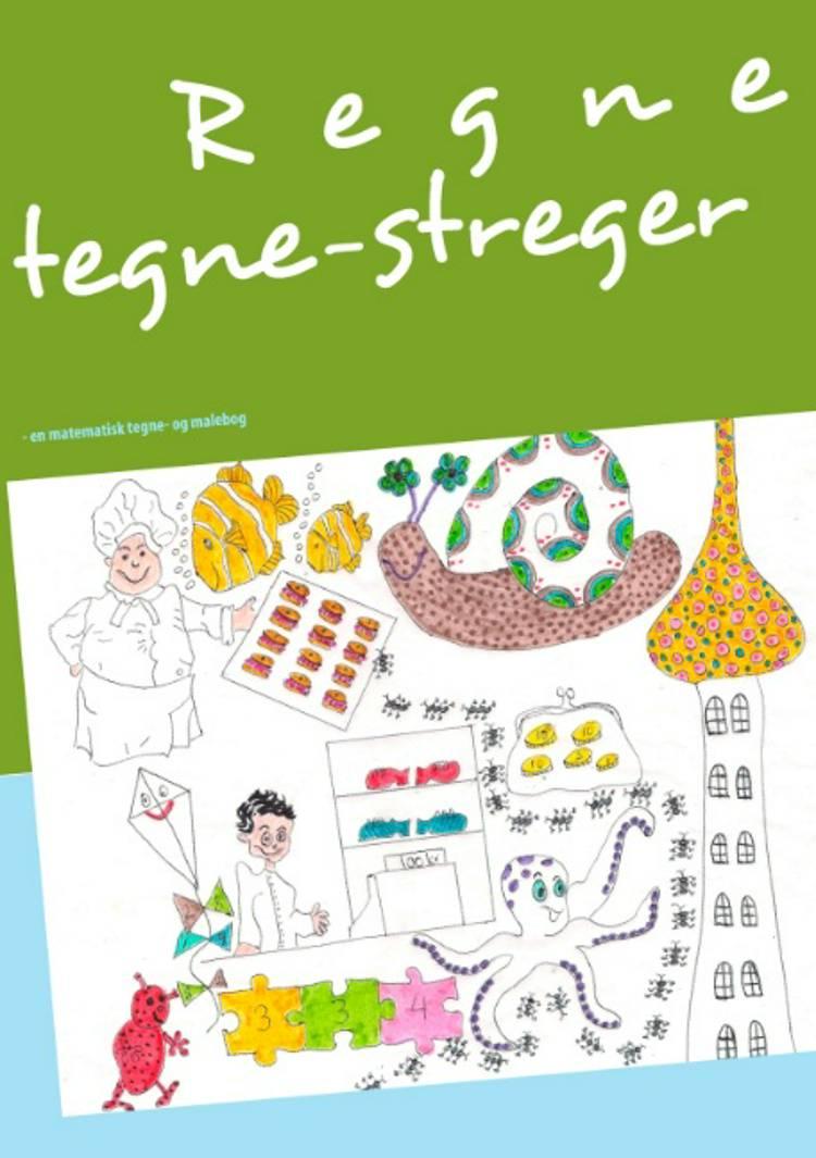 Regne-tegne-streger af Birgit Neldeborg Mortensen