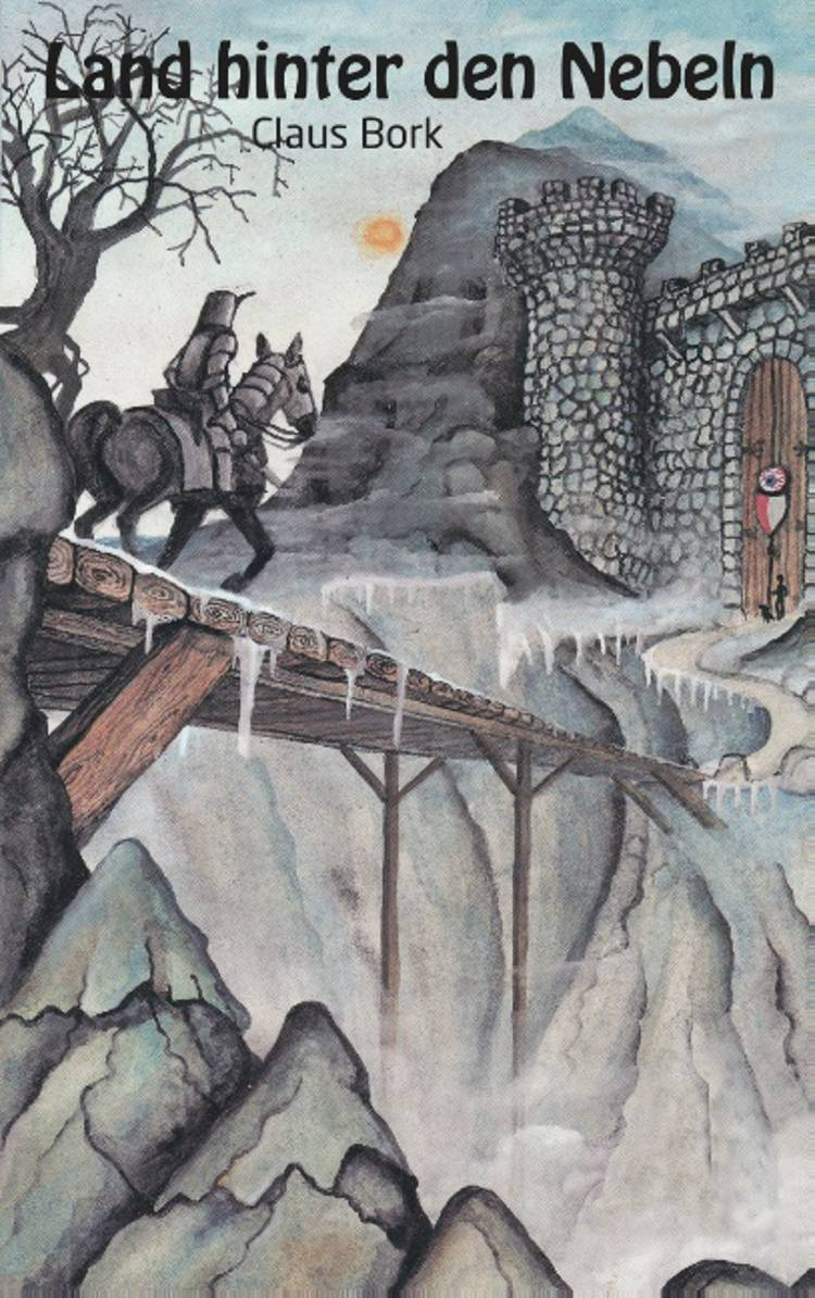 Land hinter den Nebeln af Claus Bork