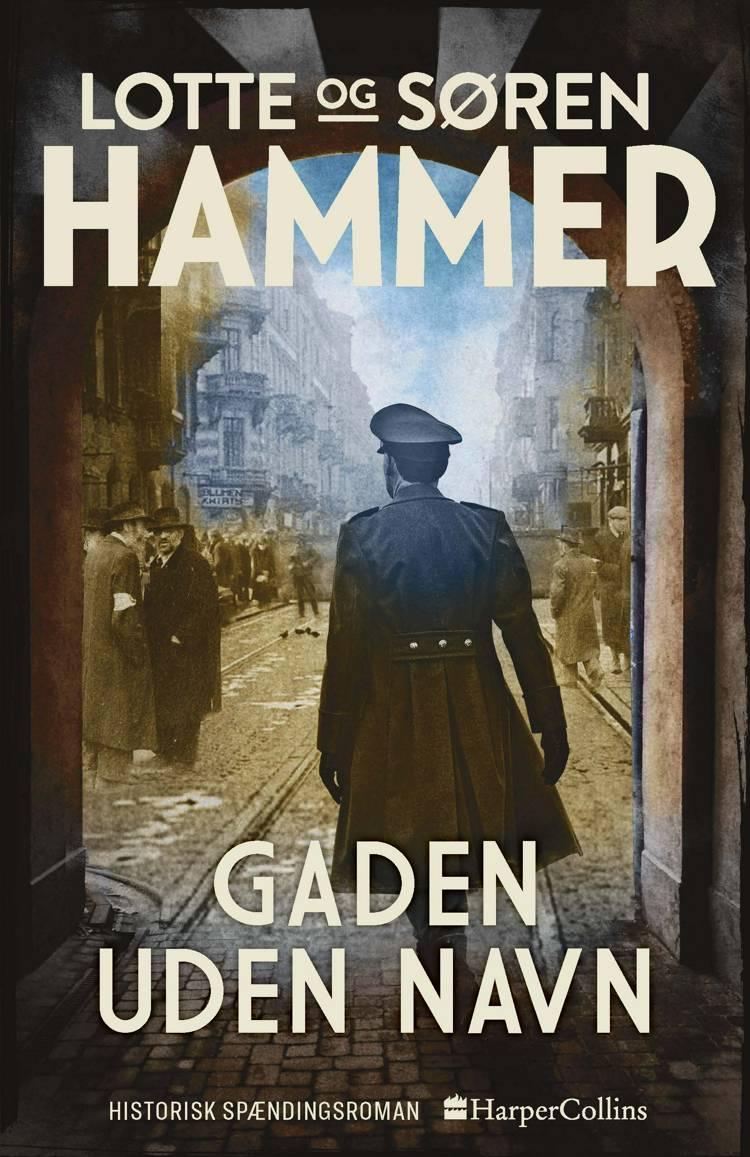 Gaden uden navn af Søren Hammer og Lotte Hammer