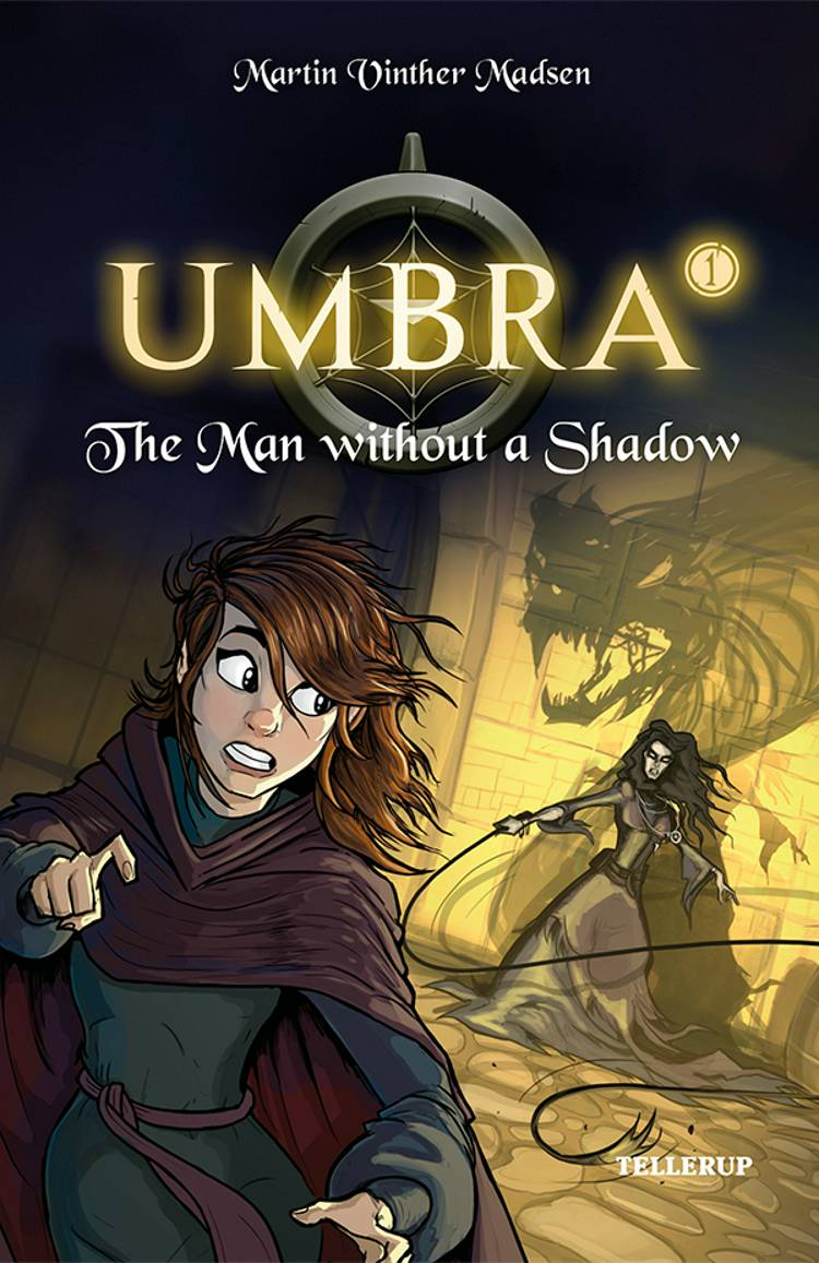 Umbra #1: The Man without a Shadow af Martin Vinther Madsen