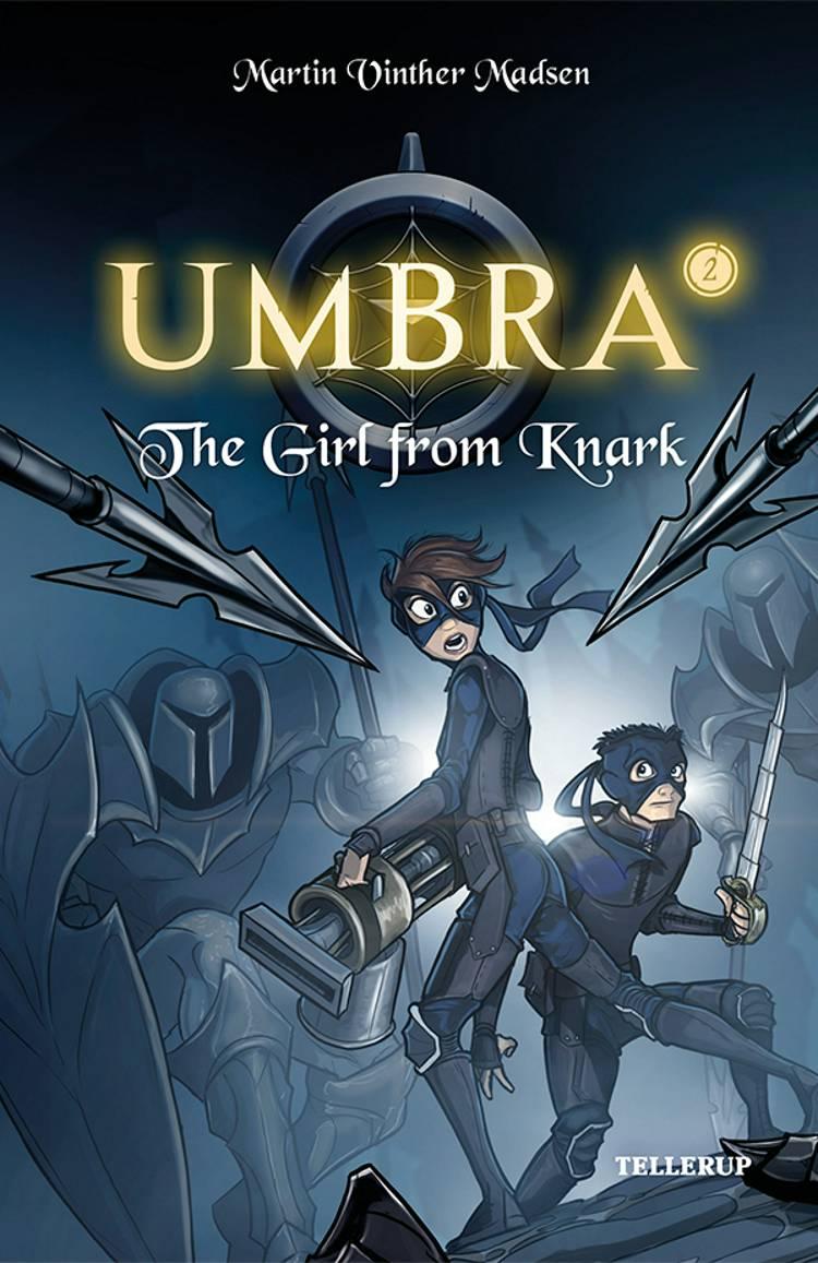 Umbra #2: The Girl from Knark af Martin Vinther Madsen