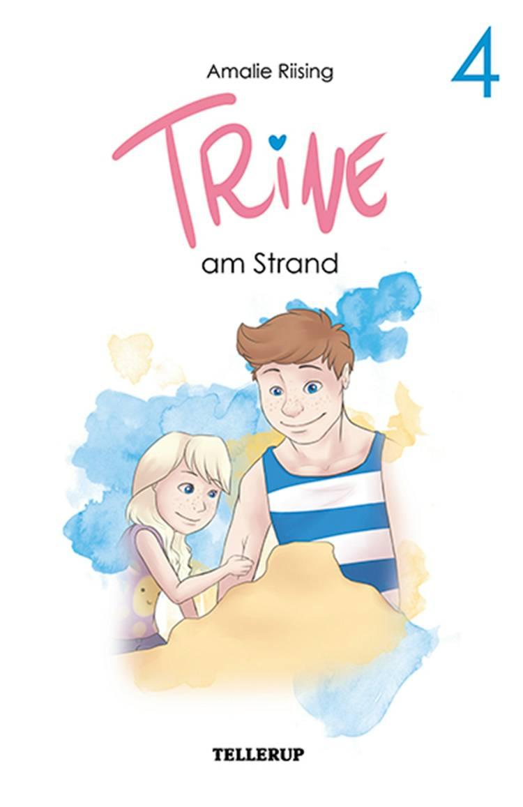 Trine #4: Trine am Strand af Amalie Riising