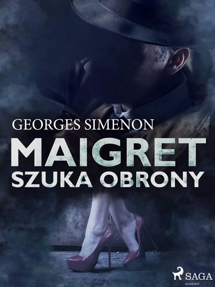 Maigret szuka obrony af Georges Simenon