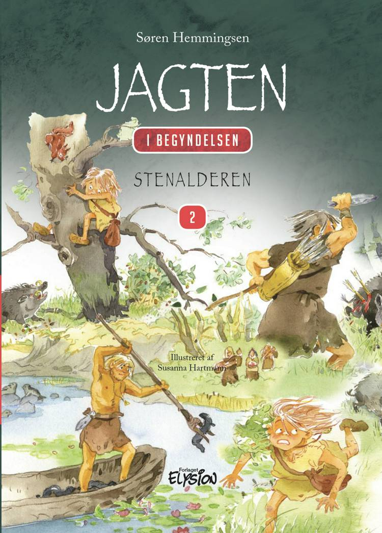 Jagten af Søren Hemmingsen