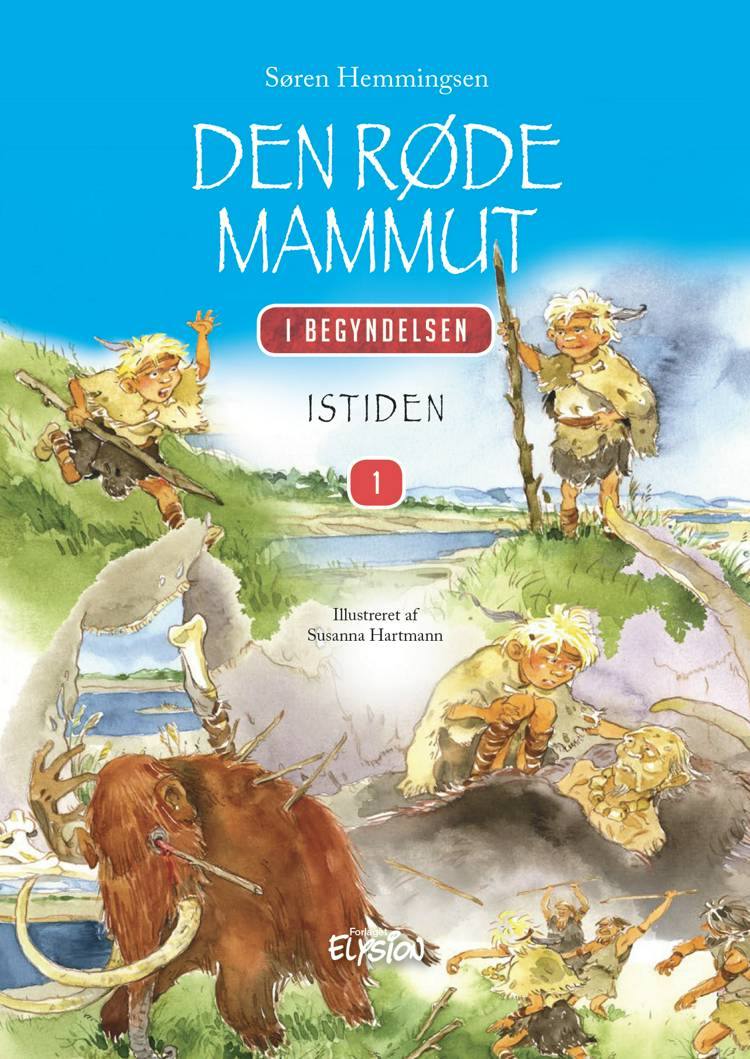 Den Røde Mammut af Søren Hemmingsen