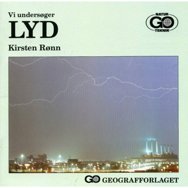 Vi undersøger lyd af Kirsten Rønn