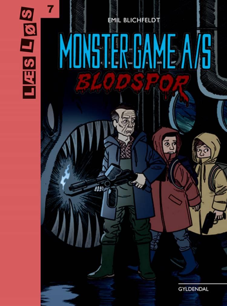 Monster Game A/S. Blodspor af Emil Blichfeldt