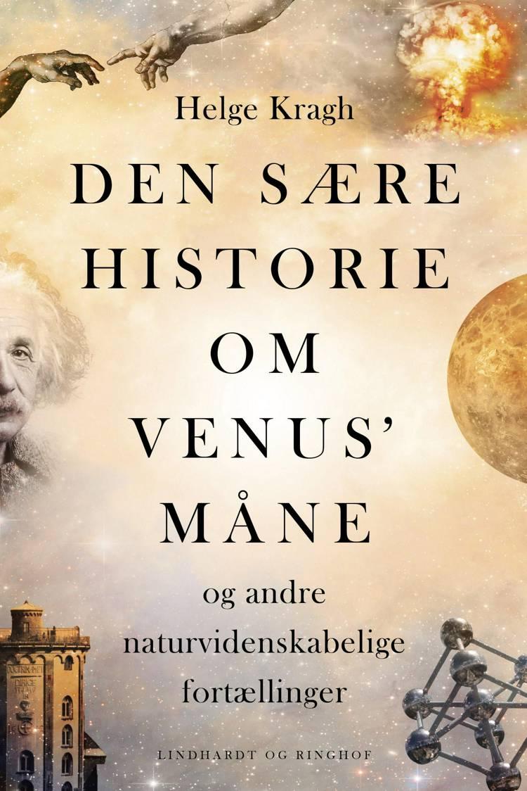 Den sære historie om Venus' måne af Helge Kragh