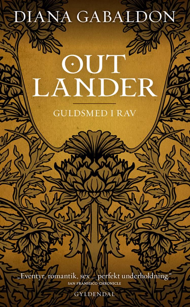 Guldsmed i rav af Diana Gabaldon