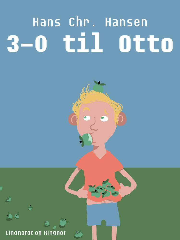 3-0 til Otto af Hans Christian Hansen