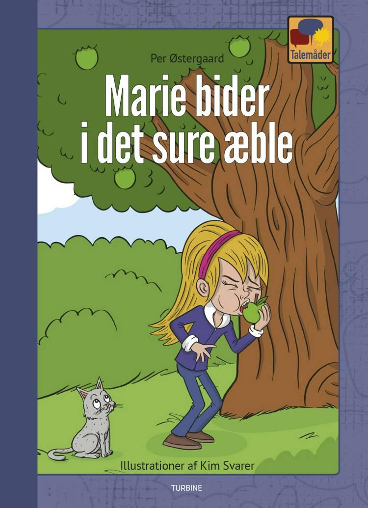 Marie bider i det sure æble af Per Østergaard