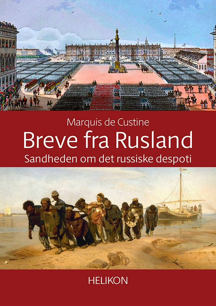 Breve fra Rusland af Marquis de Custine
