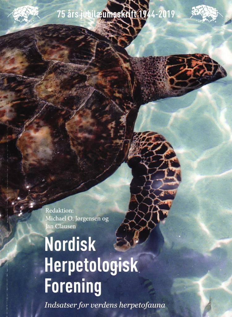 Indsatser for verdens herpetofauna af Jan Clausen og Redaktører: Michael O. Jørgensen