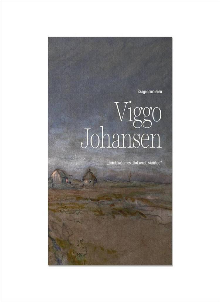 Skagensmaleren Viggo Johansen af Mette Harbo Lehmann og Nils Ohlsen