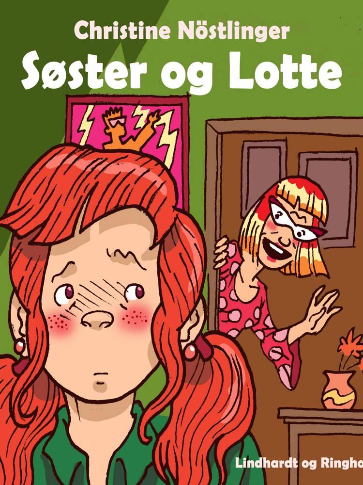 Søster og Lotte af Christine Nöstlinger