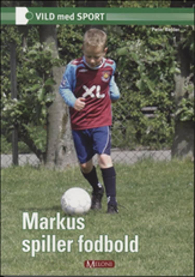 Markus spiller fodbold af Peter Bejder