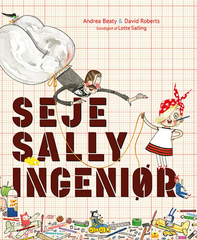 Seje Sally ingeniør af David Roberts og Andrea Beaty