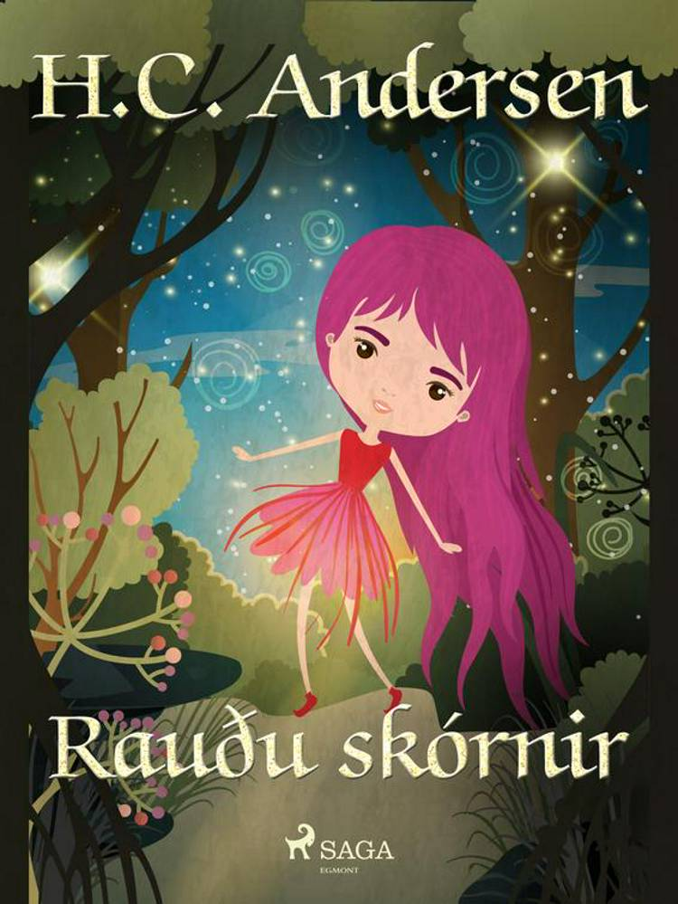 Rauðu skórnir af H.C. Andersen