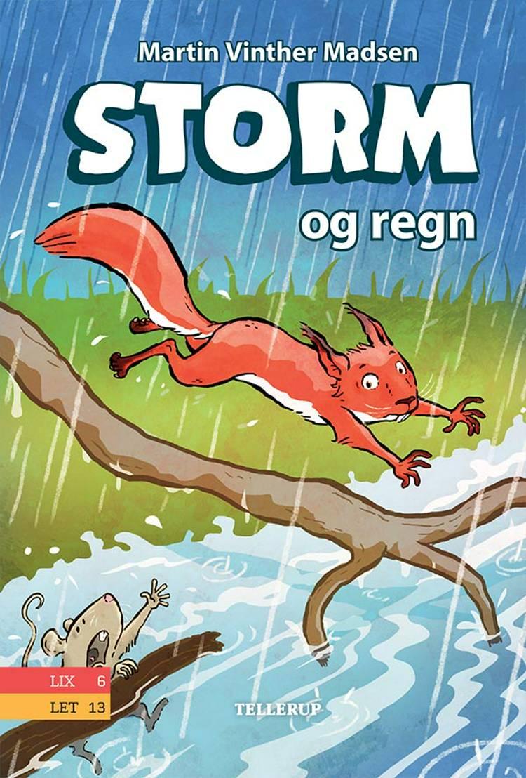 Storm #2: Storm og regn af Martin Vinther Madsen