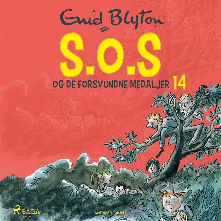 S.O.S og de forsvundne medaljer af Enid Blyton
