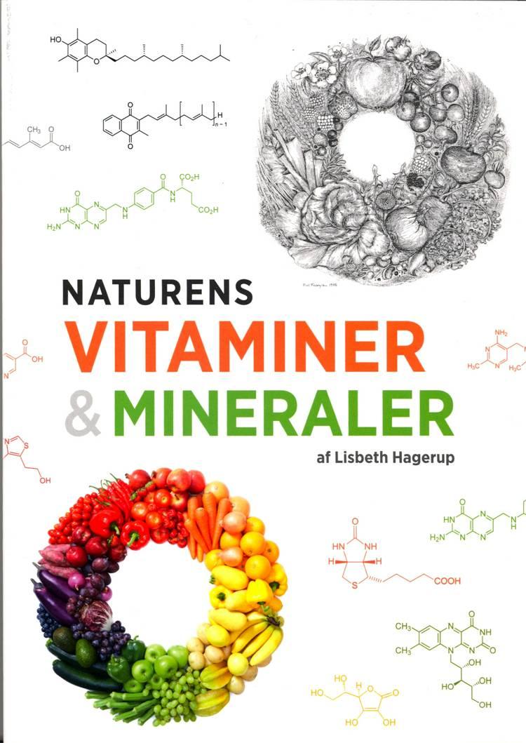 Naturens vitaminer og mineraler af Lisbeth Hagerup Andersen