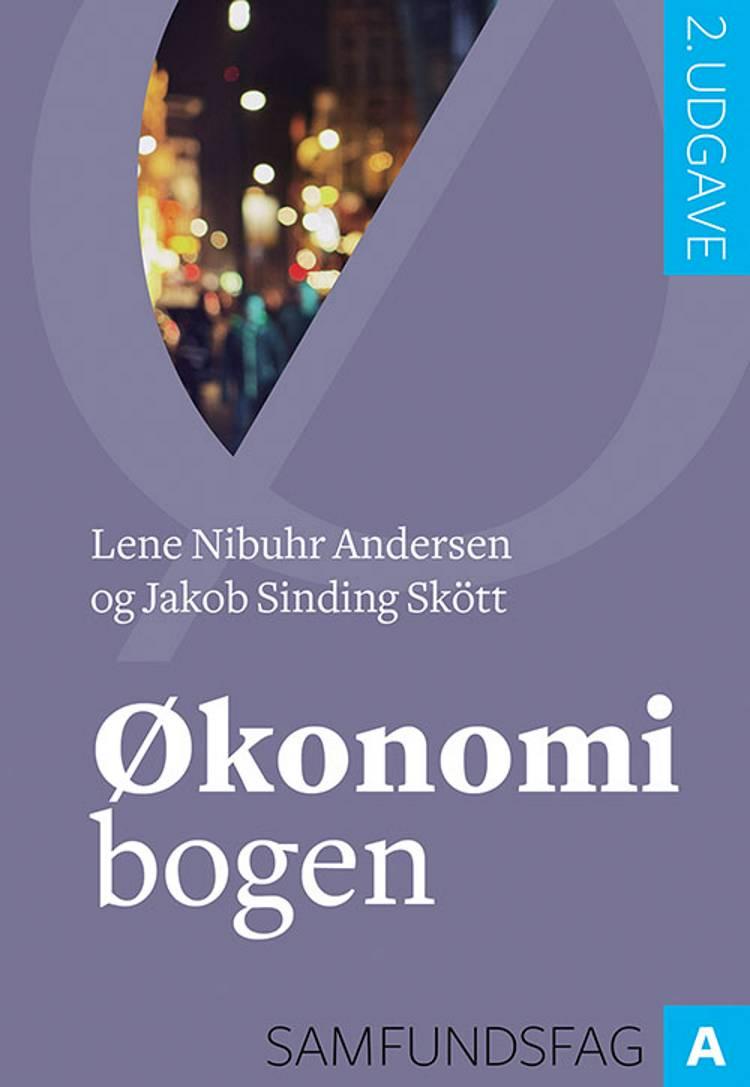 Økonomibogen, 2. udg. af Lene Nibuhr Andersen og Jakob Sinding Skött