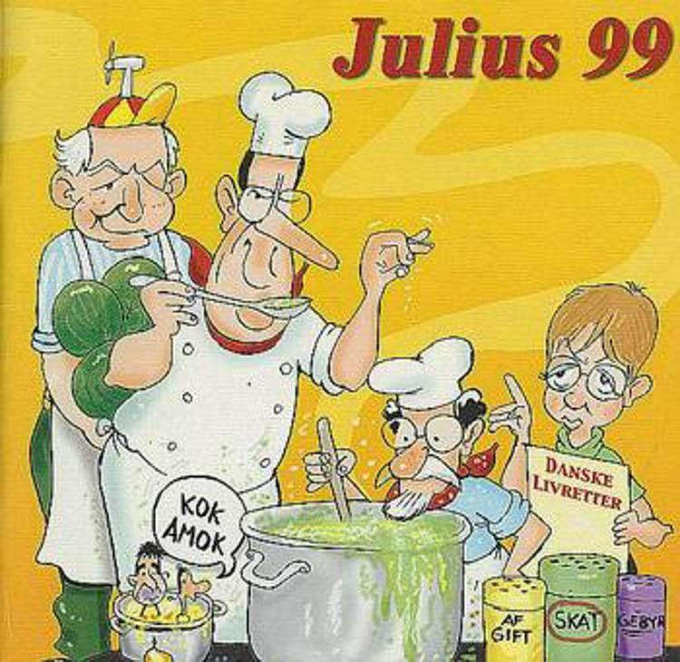 Julius 99 af Jens Julius Hansen