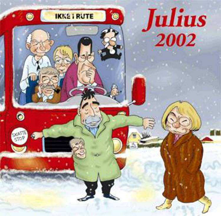 Julius 2002 af Jens Julius Hansen