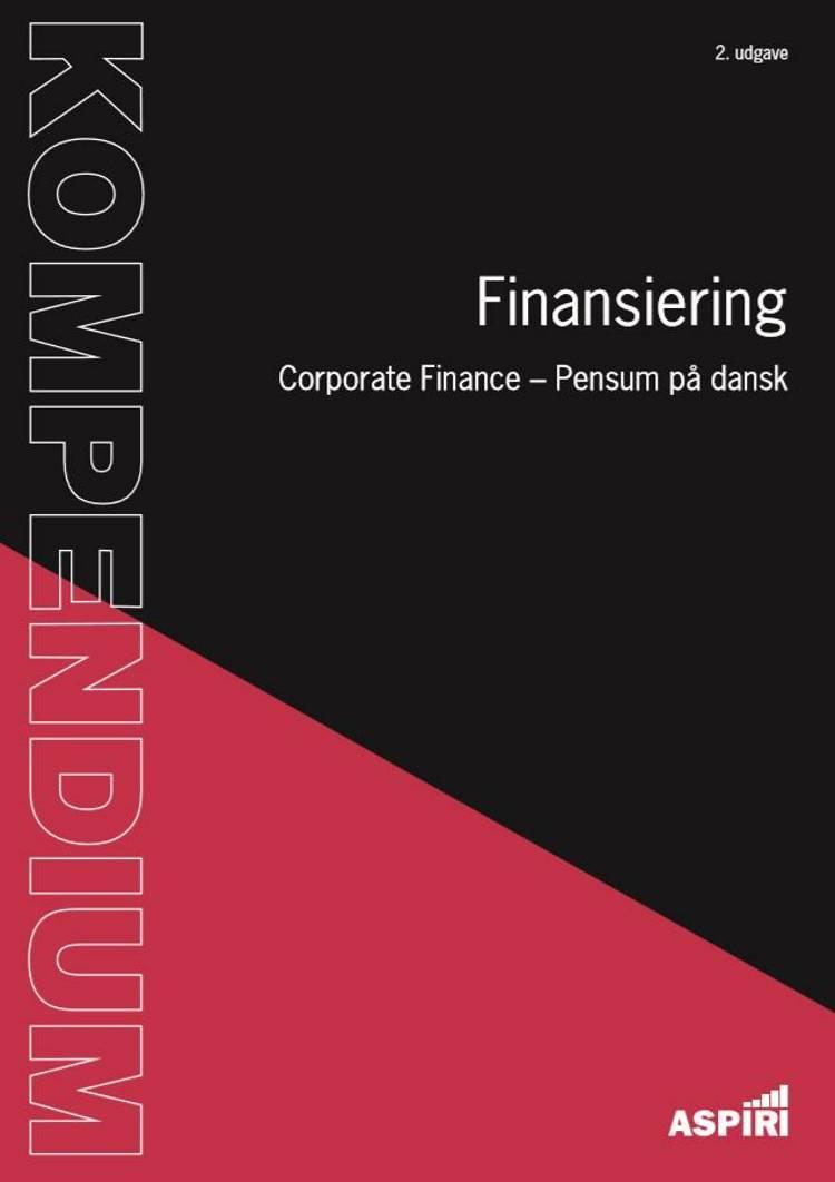 Finansiering af Jonas Kofoed Larsen