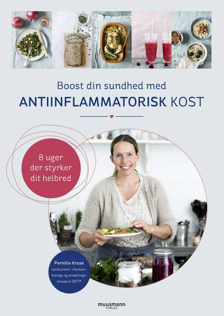 Boost din sundhed med antiinflammatorisk kost af Pernille Kruse