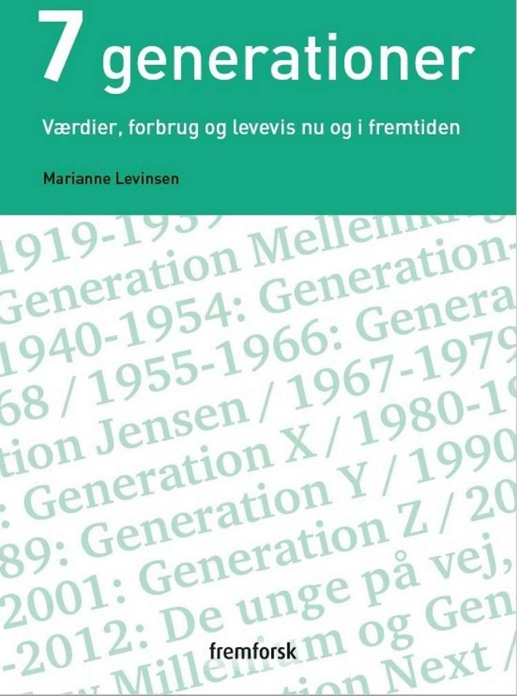 7 generationer af Marianne Levinsen