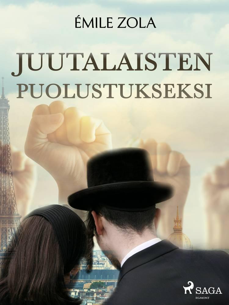 Juutalaisten puolustukseksi af Émile Zola