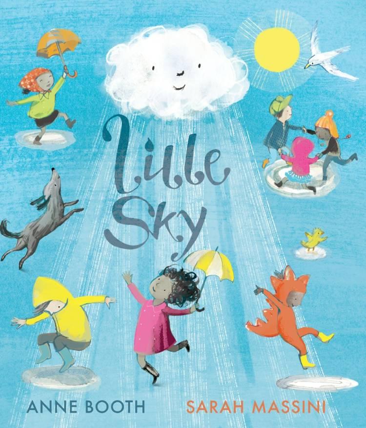 Lille sky af Anne Booth