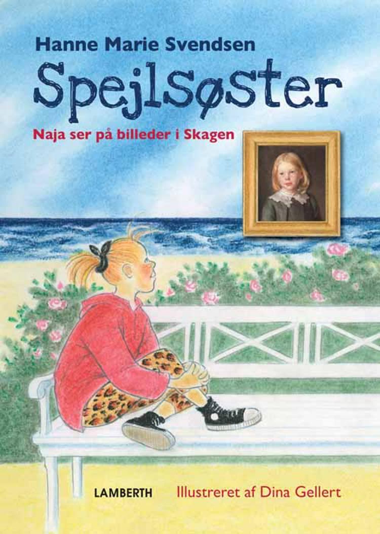 Spejlsøster af Hanne Marie Svendsen