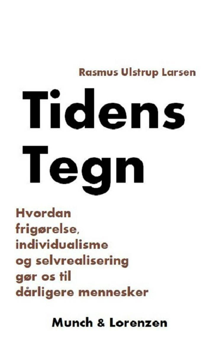 Tidens Tegn af Rasmus Ulstrup Larsen