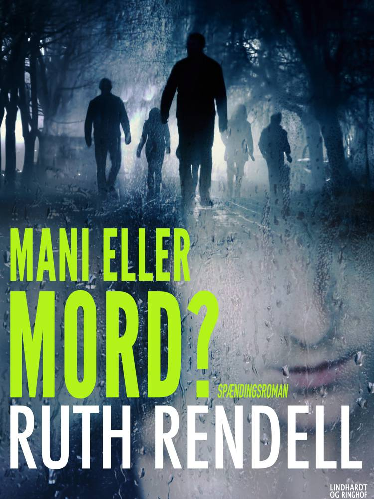 Mani eller mord? af Ruth Rendell